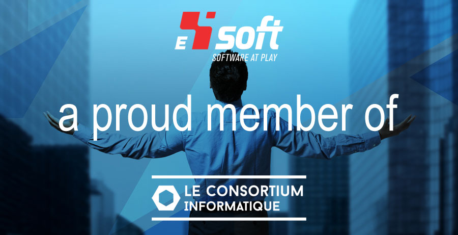E4Soft joins Le Consortium Informatique banner